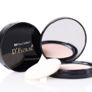 K-BEAUCARE DFLORA COMPACT POWDER NATURAL