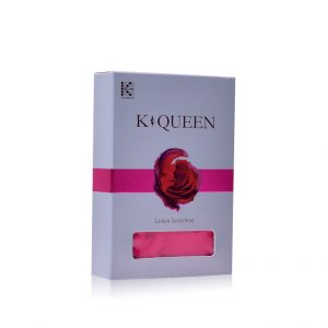 K-QUEEN SEASONAL SINGLE SHOCKING PINK L