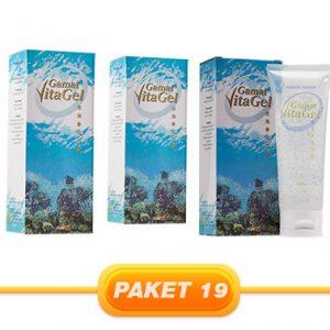 JUAL PAKET GAMAT VITAGEL 3PCS