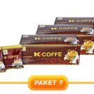 JUAL PAKET K-COFFEE 4 IN 1 (3 PCS)