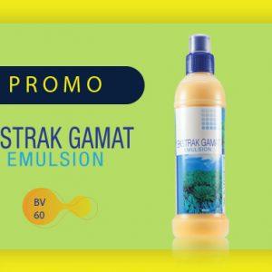 JUAL PROMO Beta Gamat Emulsion 2Pcs