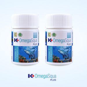 PROMO K-Omega Squa Plus 2Pcs