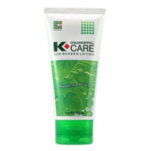 K-CARE CHLOROPHYLL SUN SCREEN LOTION