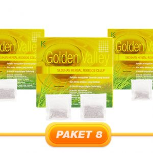 JUAL PAKET GOLDEN VALLEY SOD TEA 3PCS